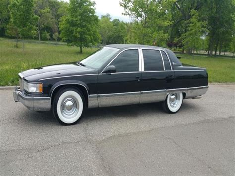 Used Cadillacs For Sale By Owner by 1995 Cadillac Fleetwood Sale By Owner In Livonia Center