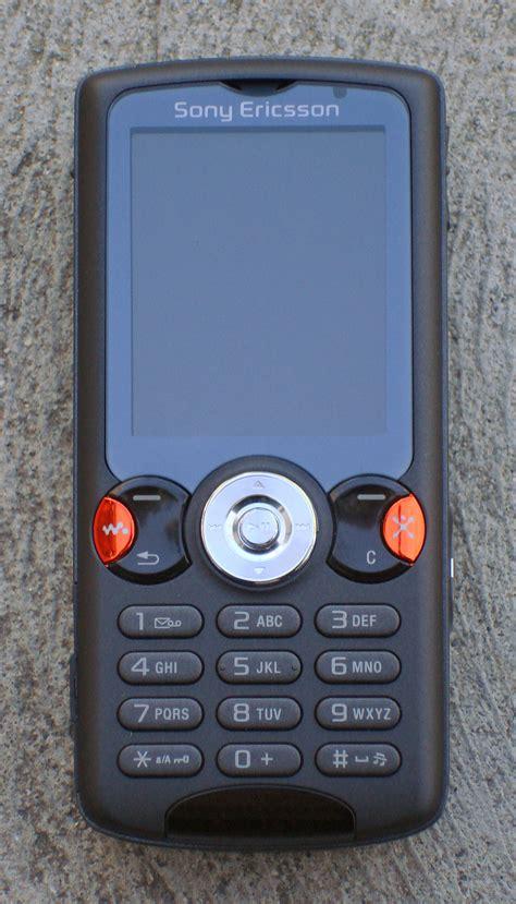 Sony W 810 sony ericsson w810