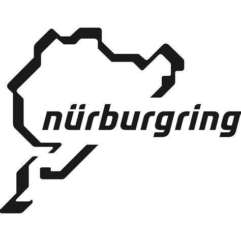 Gifts For Home Decor by Quot Nurburgring Logo Quot By Dawa Bu Redbubble