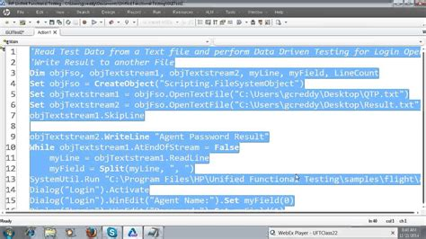 video tutorial vbscript vbscript tutorial file system operations file system