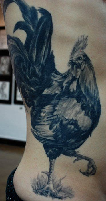 fighting rooster tattoo do dia tattooistart rooster and
