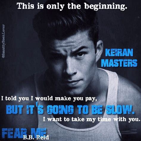 The Fear In Me fear me by b b my book teasers book