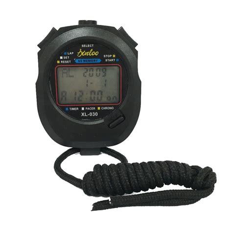 Multifunctional Chronograph Digital Stopwatch Xl 008 Stopwach popular handheld stopwatch buy cheap handheld stopwatch