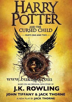 Novel Harry Potter 2 novel harry potter and the cursed child seri 8