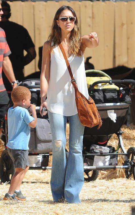 jessica alba flare jeans the best denim jeans for petite women glam radar