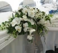 Hochzeitsschmuck Tischdeko hochzeitstisch dekorieren originelle tischdeko ideen