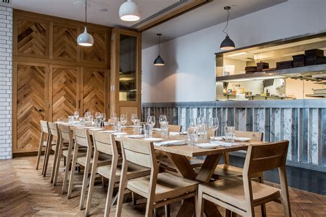 Tom S Kitchen by Luxury Dining Rooms At Tom S Kitchen Canary Wharf