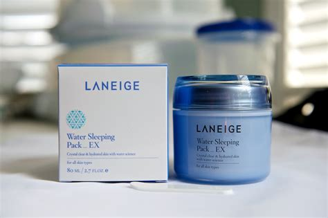 Laneige Water Sleeping Pack Malaysia laneige water sleeping pack ex 70 ml