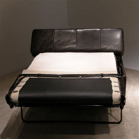 stowaway sleeper ottoman ottoman hideaway bed brown leather sleeper ottoman w