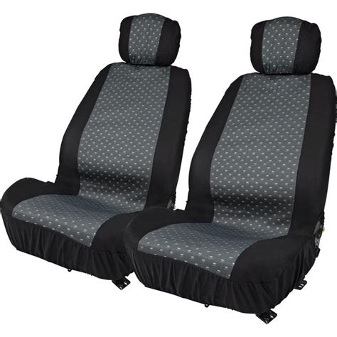 booster seat headrest uk buy simple value front car seat headrest covers set of 2