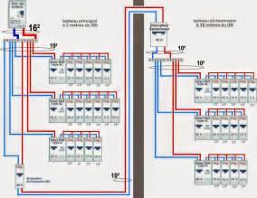 charmant nfc 15 100 salle de bain 5 schema electrique
