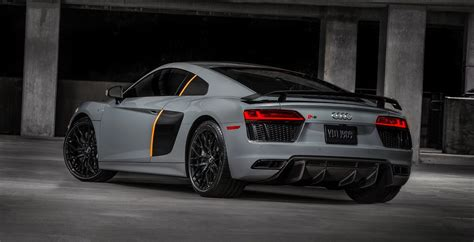 2017 Audi R8 V10 Plus Limited Edition With Laser Headlights