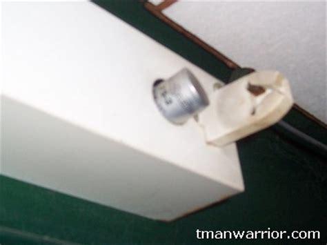 Starter Fluorescent Light Fixture Starter Fluorescent Light Fixture How To Replace The Starter For A Fluorescent Light Ehow Www