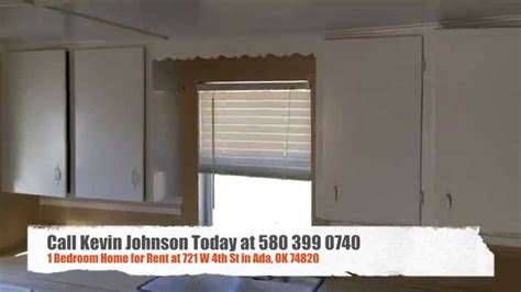 house for rent 2 bedroom in ada ok 74820 580rentals com 1 bedroom house for rent 721 w 4th st ada ok 74820 call