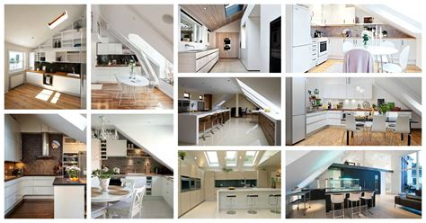 attic kitchen ideas absolutely stunning attic kitchens that will take your