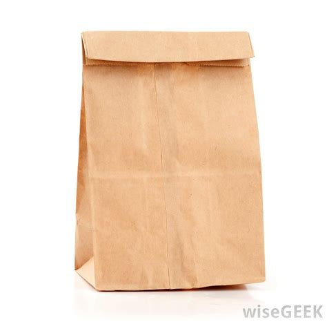 A Paper Bag - what are the best tips for limiting junk food for