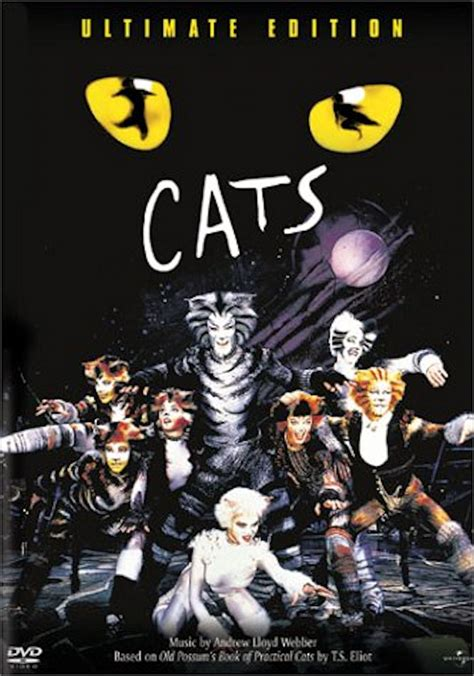 cats musical cats broadway musical poster
