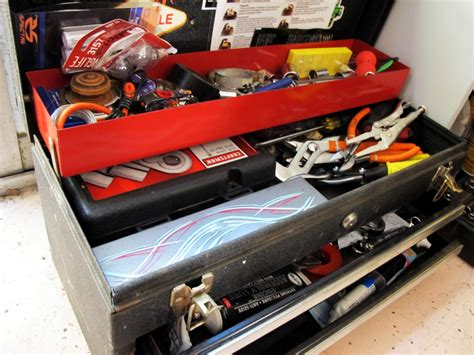 My Toolbox 10 best tools for the garage myrideisme