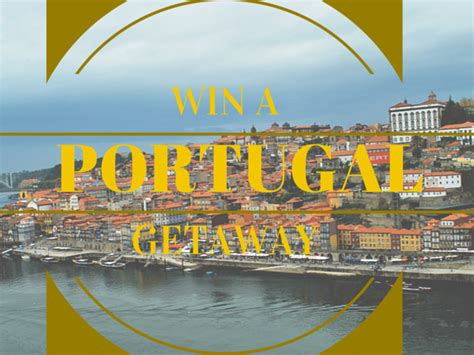 Free Travel Sweepstakes - win a portugal getaway blissxo com
