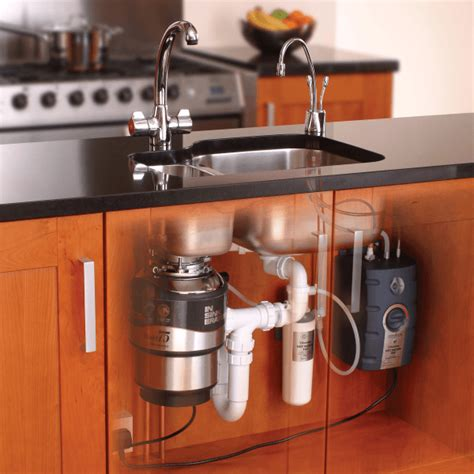 Kitchen Sink Erator Image Gallery Sink Erator