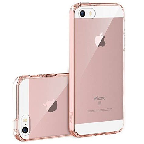 funda bumper iphone 5s iphone se funda jetech apple iphone 5 5s se funda bumper