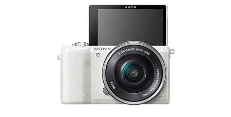 Kamera Sony A5100 sony a5100 ljud bild