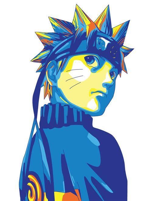 Home Design For Windows 7 by Uzumaki Naruto Pop Art Pcworx Kaze