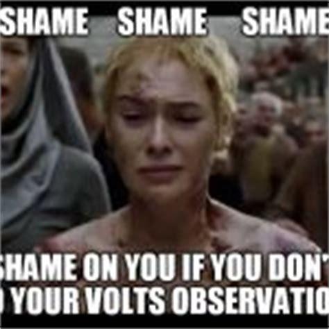 Shame On You Meme - game of thrones nun meme generator imgflip