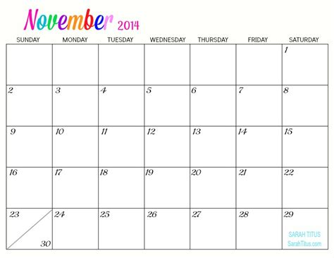 search results for printable 2014 calendar monthly