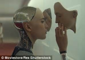 film robot love the world s sexiest robot geminoid f turns heads in