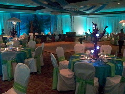 quinceanera themes under the sea under the sea beach quincea 241 era party ideas photo 4 of
