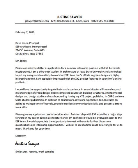 sle cover letter exle template 29 free documents