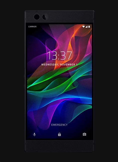 Razer Phone Ram 8gb 64gb New razer phone officially launched with 120hz display 8gb ram priced at 699 techdroid