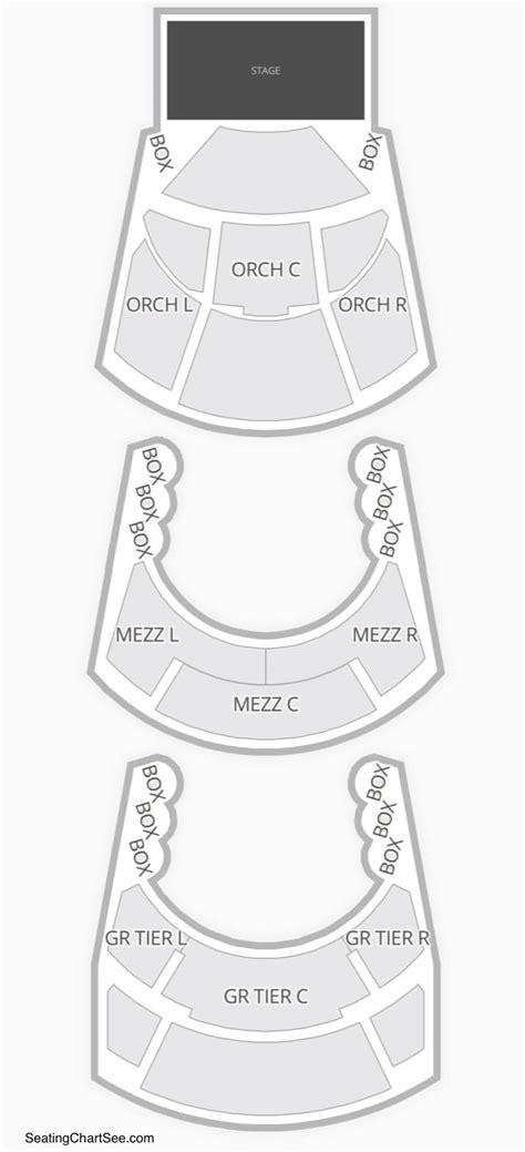 tulsa pac seating capacity durham performing arts center seating chart brokeasshome