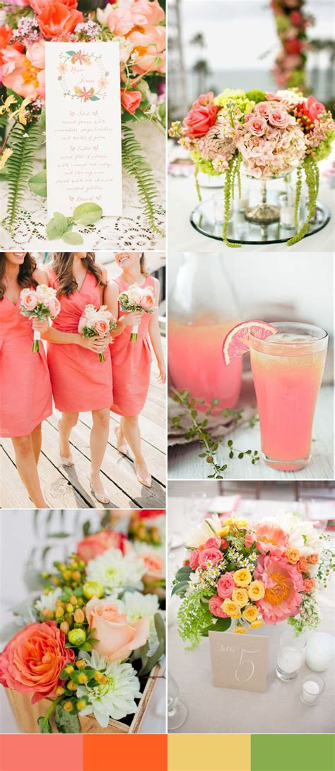 10 wedding colors for spring 2016 part two