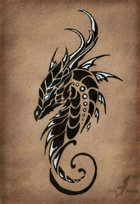 cool dragon tattoos pin by bingham on drawings