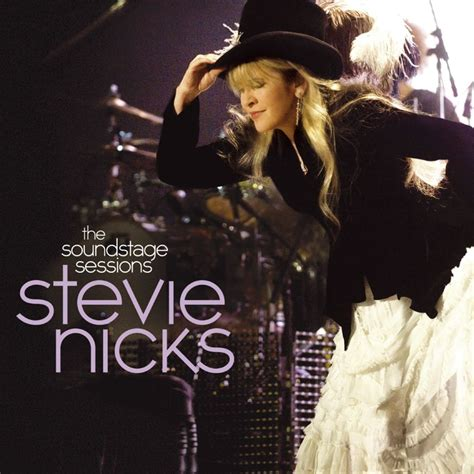 Session Cover new stevie nicks cd the soundstage sessions rock god cred