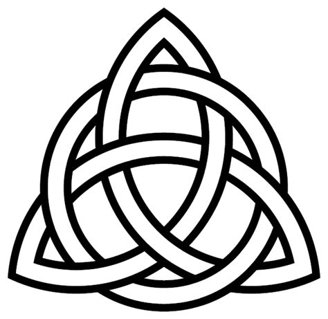file triquetra circle interlaced png wikipedia