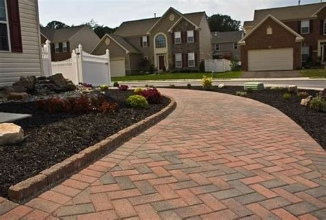 paver walkway hanover md photo gallery landscaping network