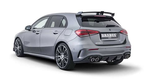 Mercedes Brabus 2019 by Brabus 2019 Mercedes A Class Is All Class