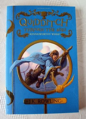 libro quidditch through the ages quidditch through the ages jk rowling 2017 first edition from harry