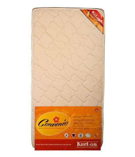 Kurlon Foam Mattress Price by Kurlon Convenio Memory Foam Mattress Buy Kurlon Convenio