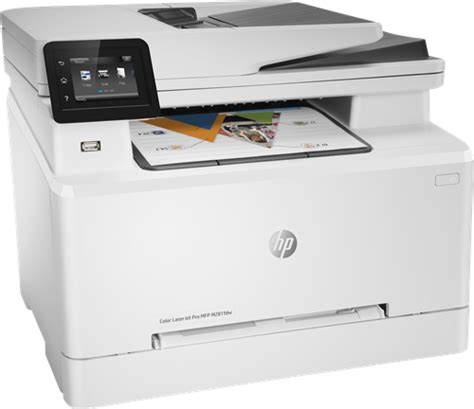akcesoria do hp color laserjet pro mfp m281fdw kup u