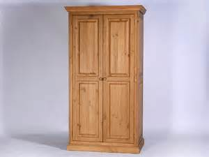 Solid Pine Wardrobe Somerset Solid Pine Wardrobe Solid Oak Furniture
