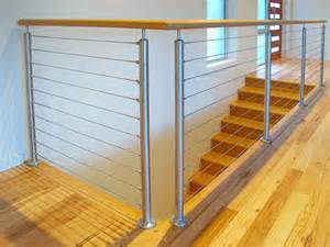 Stainless Steel Staircase Handrail Balustrades Northern Beaches Design Amp Installation