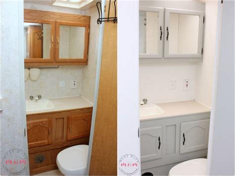 easy rv remodeling instructions rv makeover reveal