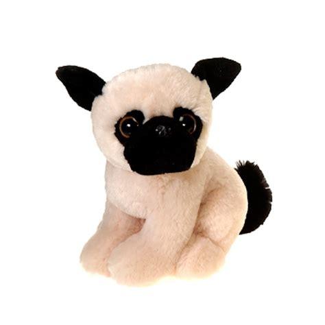large stuffed pug pugsley the big pug stuffed animal by
