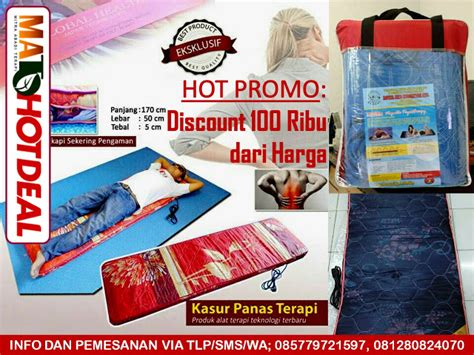 global physiotherapy bed magnetic kasur panas discount