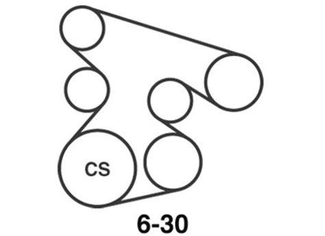 2007 honda pilot serpentine belt diagram solved how do install a serpentine belt on a 2007 honda