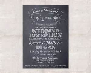 1000 ideas about wedding reception invitations on wedding directions reception